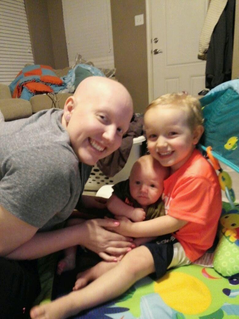 Acute Myeloid Leukemia fighter