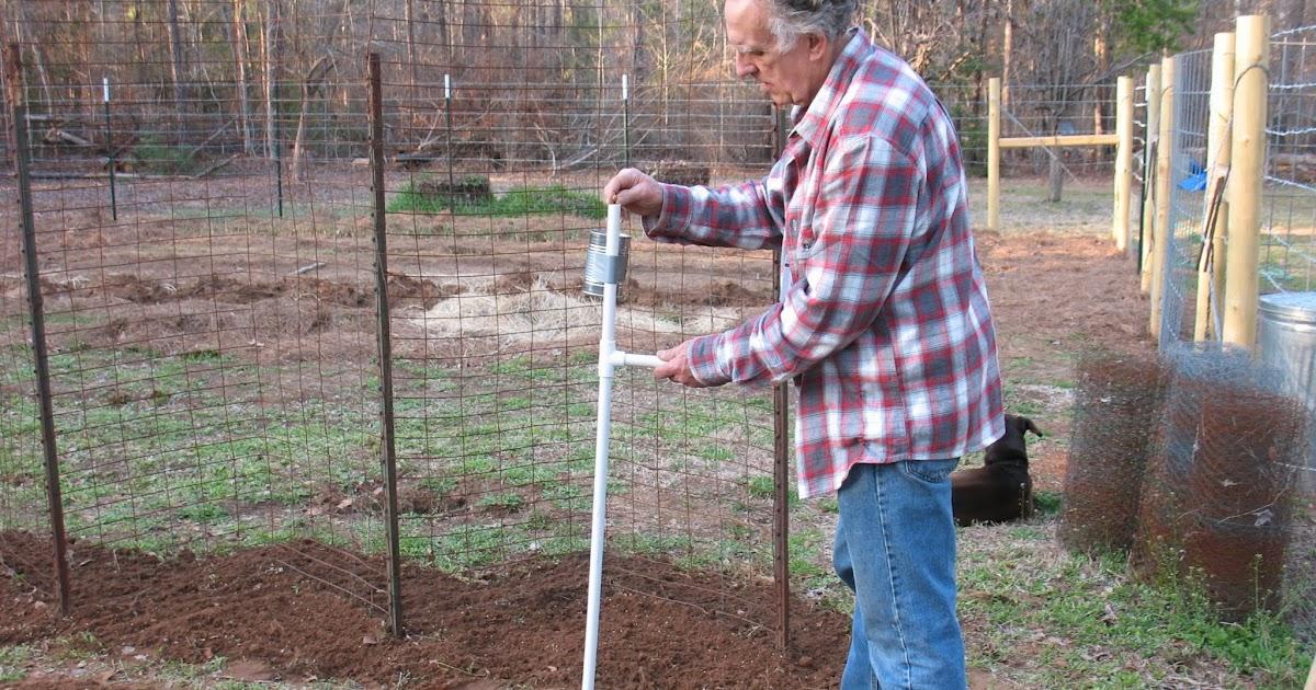 Sensible Survival Build A Hand Held Corn And Bean Planter
