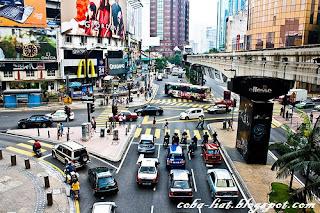 Wisata Malaysia di Bukit Bintang