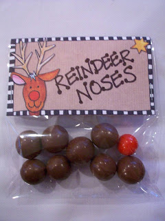365 DAYS OF PINTEREST CREATIONS: day 173: reindeer noses ...