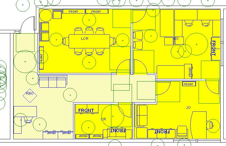 schematic design are vignette