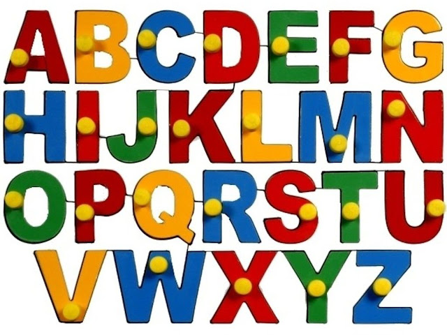 u k g chapter 1 letters of the alphabet