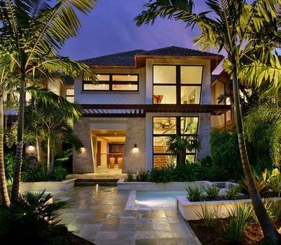 Fachadas de casas ver planos para casas for Ver planos de casas