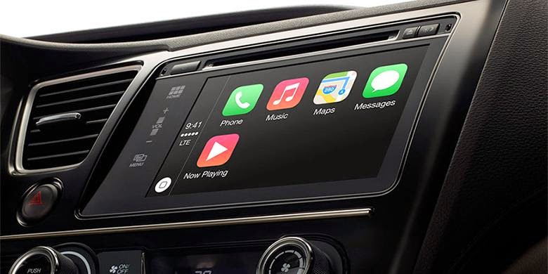 carplay milik apple
