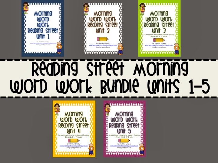 http://www.teacherspayteachers.com/Product/Reading-Street-Morning-Word-Work-BUNDLE-UNITS-1-5-1055481