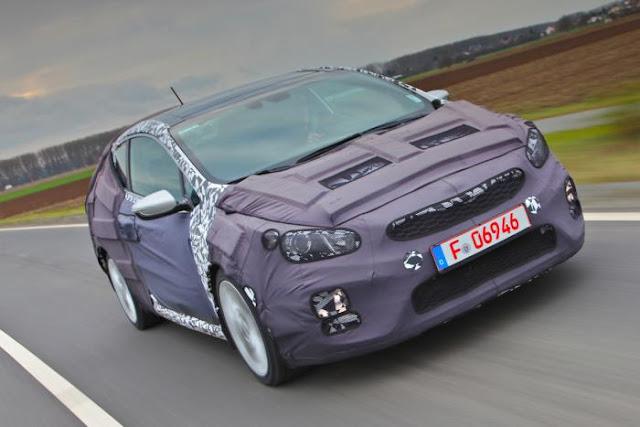 Kia Pro_cee'd GT Prototype | Kia Pro_cee'd GT Overview | Kia Pro_cee'd GT Specs | Kia Pro_cee'd spied | Kia Pro_cee'd GT Images