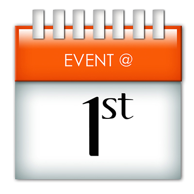 Events @ 1st