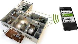 Bombillas IP conectadas vía WiFi