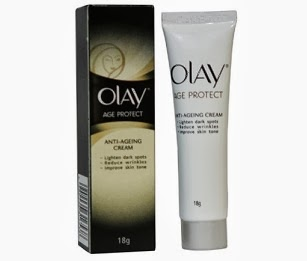 Get Olay Anti Aging Cream – Age Protect (18 Gm) worth Rs.135 for Rs.101 Only (Lowest Price)
