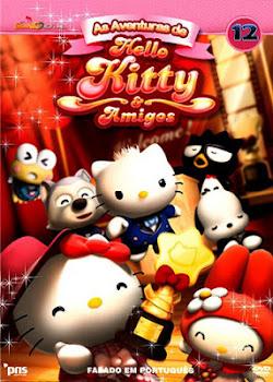 As Aventuras de Hello Kitty e Amigos Vol.12  AVI Dual Áudio + RMVB Dublado
