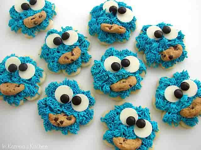 St Birthday Cookie Cake Ideas