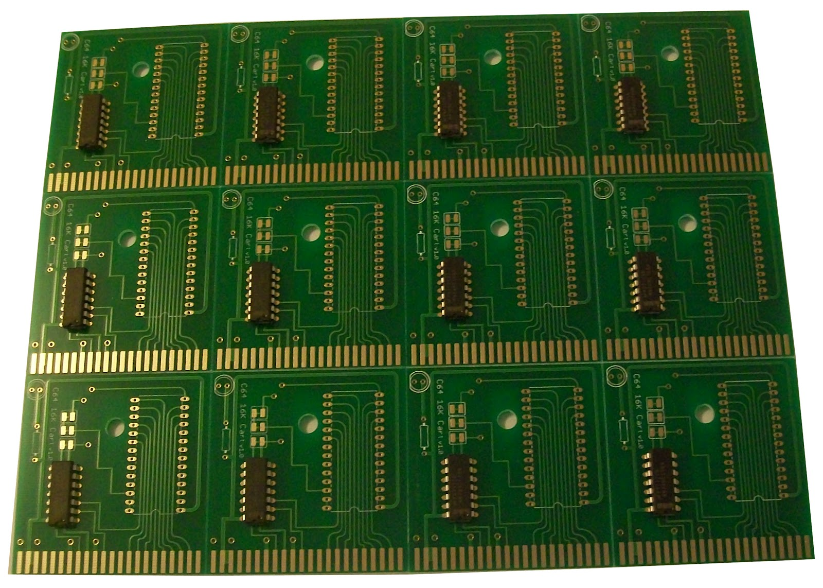 Circuit Board Commodore 64 Excellent Electrical Wiring Diagram House Circuitboardclockjpg