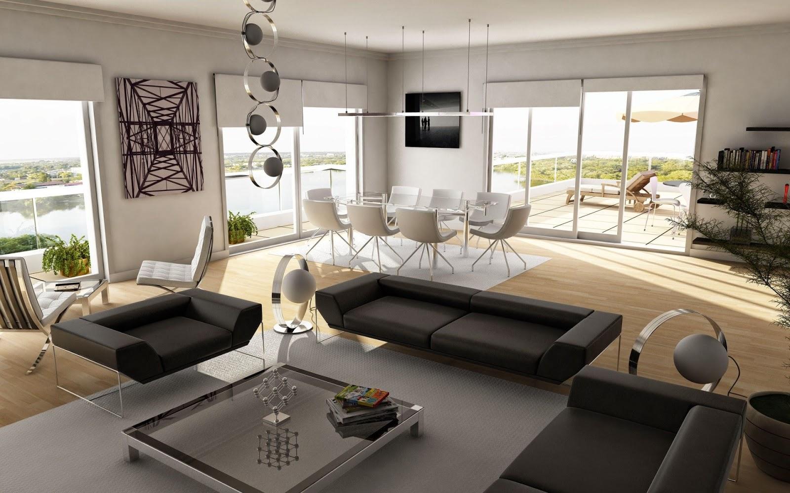 Effective Modern Interior Design Ideas | MODERN INTERIOR