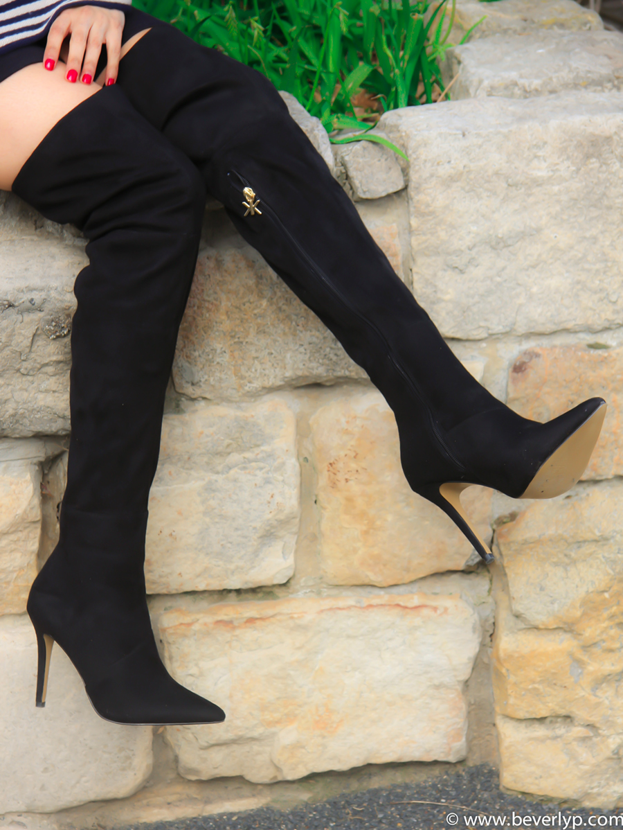 botas altas Kardashian shoes