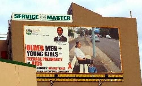 Lelaki Afrika Selatan Tawar Duit Untuk Wanita 35 Tahun Kebawah Yang Masih Dara