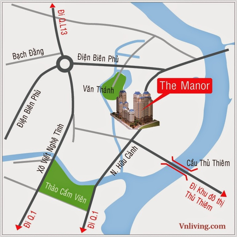 The Manor apartment for rent