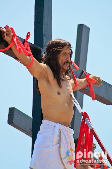 Cutud Lenten Rites San Fernando Pampanga