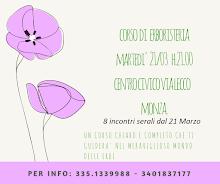 programma corso di erboristeria Centro Civico Monza