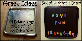 magnetic board baking tray great ideas muslim blog