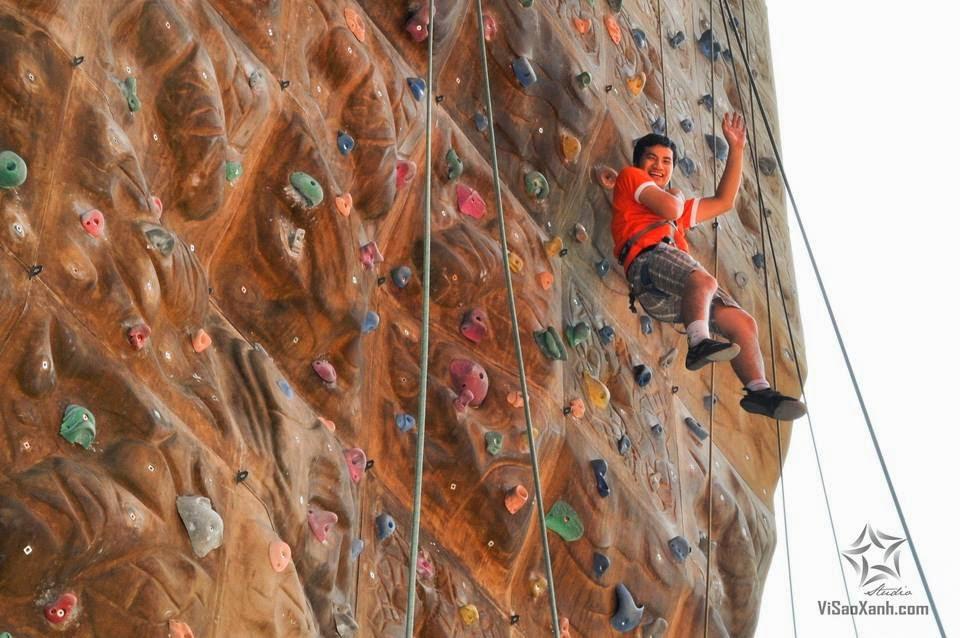 đỗ văn chính leo núi thể thao