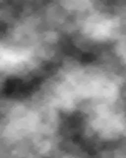 final result of making clouds in photoshop cs3