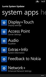 تطبيق مجانى لهواتف نوكيا لوميا لتحديث تطبيقات النظام بشكل تلقائى Lumia System Updater 1-2-0-4-xap