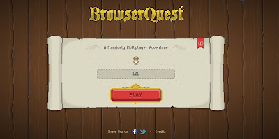 BrowserQuest - Firefox