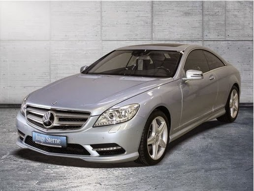CL 500 Mercedes-Benz Automatik