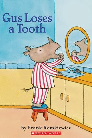 bookcover of GUS LOOSES A TOOTH  (Scholastic)  by Frank Remkiewicz