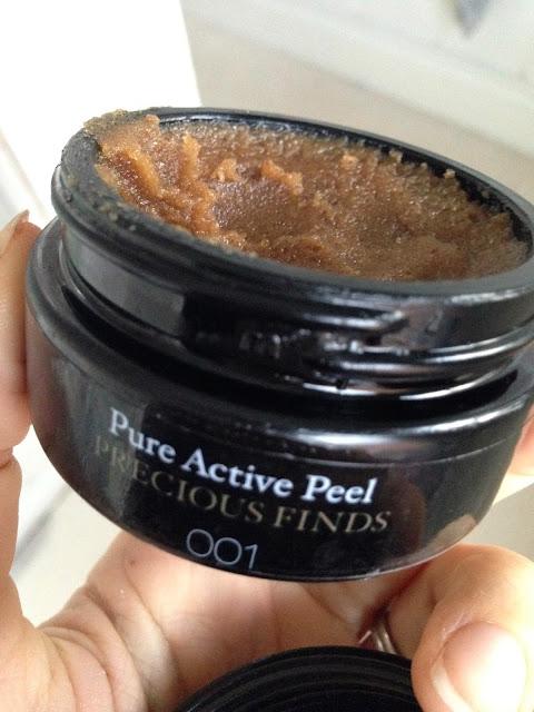 001 Pure Active Peel