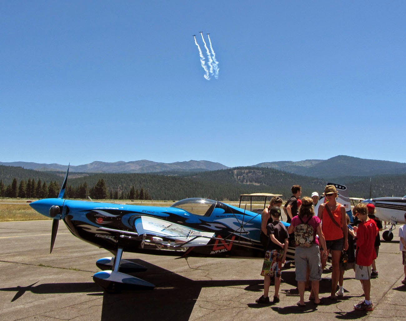 2014 Truckee Air Show this weekend