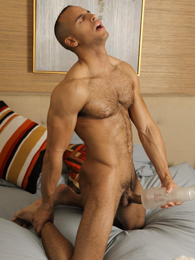 HairyDads&Co: Hot newcomer: Sean Zevran