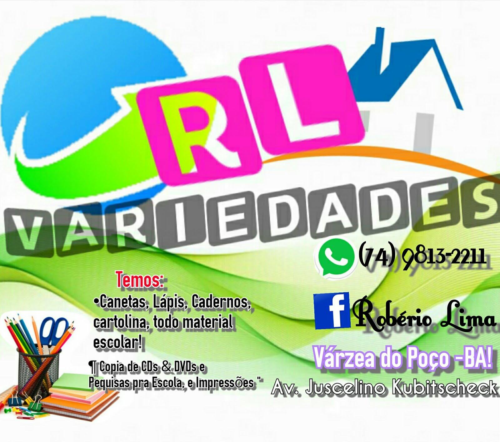 R L Variedades!