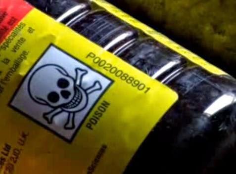 bahaya racun pestisida tanaman kapas