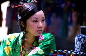 Yan Ni en Una mujer, una pistola y una tienda de fideos chinos