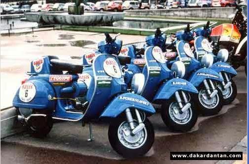 Vespa Paris Dakar 03