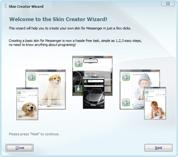 Personaliza el aspecto de Windows Live Messenger con Messenger Plus