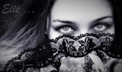 Image romantique d'une belle femme