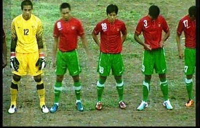 Indonesia vs Turkmenistan