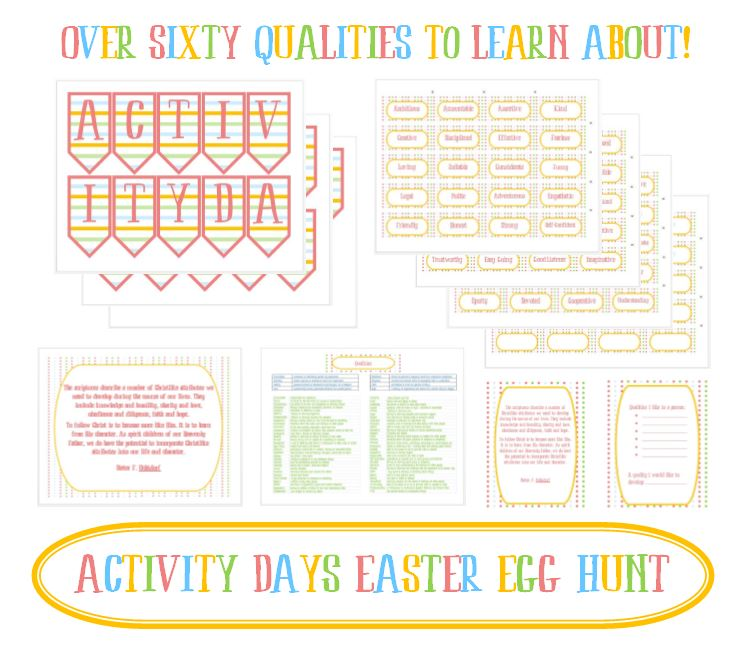 Qualities Easter Egg Hunt