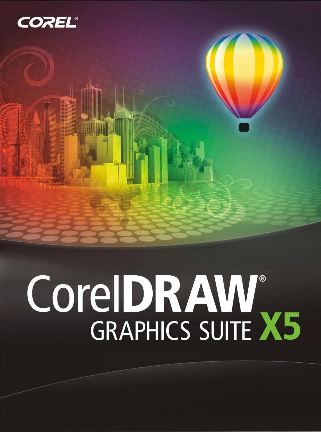 kode aktivasi coreldraw graphics suite x5