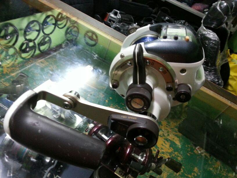 Barang Pancing Mesin Pancing Gewang Dari Jepun Shimano