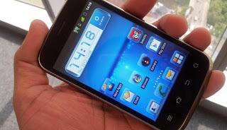 Review ZTE N855D Ponsel  Satu Jutaan Dual Sim
