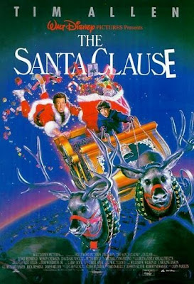 Poster for Disney's The Santa Clause