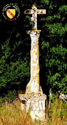 Autigny-la-Tour (88) -Croix Vernaie