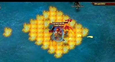 Không quá thiên về cốt truyện nhưng game mới Hỏa Sát là lựa chọn cho những game thủ yêu thích phong cách diablo huyền thoại.