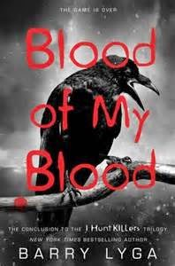 Blood of My Blood by Barry Lyga book cover and review