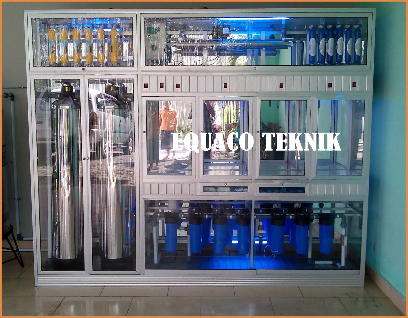 Depot Air Minum Isi Ulang Toko Alat Filter