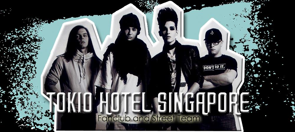 <center>Tokio Hotel Singapore</center>