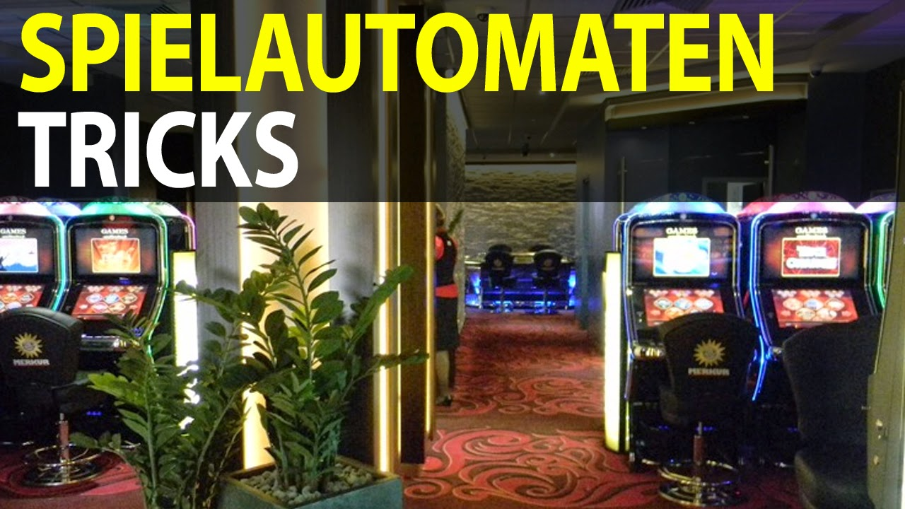 automaten tricks casino